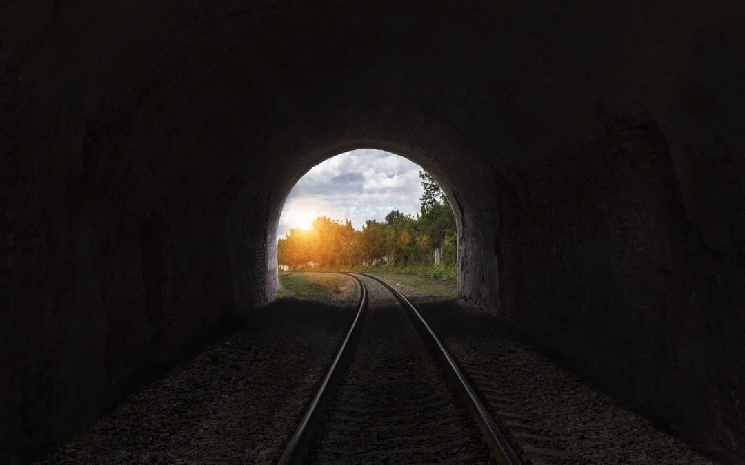 Innovating in Uncertain Times - Light at the end of the tunnel image