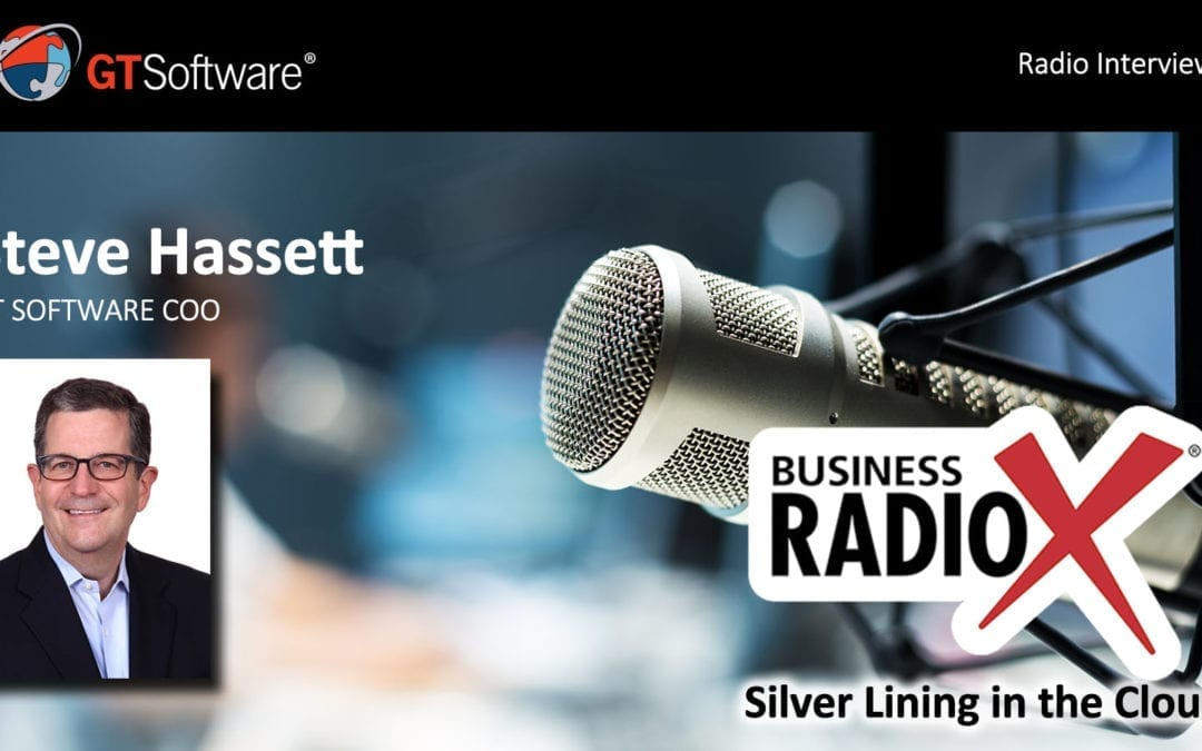 Podcast: Steve Hassett Interview on Silver Lining in the Cloud