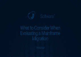 What to Consider when Evaluating a Mainframe Migration