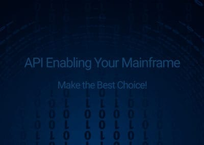 API Enabling Your Mainframe with GT Software